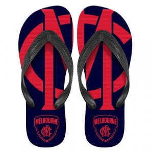 AFL MELBOURNE THONGS