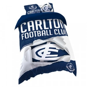CARLTON AFL DOONA COVER - SINGLE