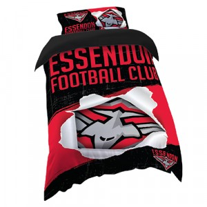 ESSENDON AFL DOONA COVER - SINGLE