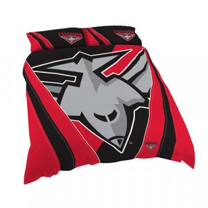ESSENDON AFL DOONA COVER