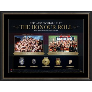 ADELAIDE FOOTBALL CLUB - THE HONOUR ROLL