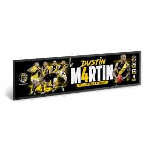 DUSTIN MARTIN 2017 BROWNLOW BAR RUNNER