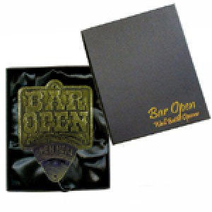 BAR OPEN WALL MOUNTED BOTTLE OPENER