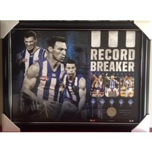 AFL BRENT HARVEY - RECORD BREAKER