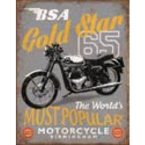 BSA '65 GOLD STAR
