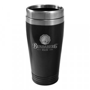 BUNDABERG RUM TRAVEL MUG