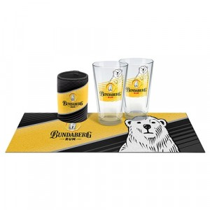 BUNDABERG RUM BAR ESSENTIALS GIFT PACK