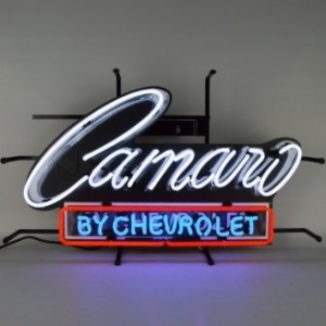 CAMARO BY CHEVROLET NEON