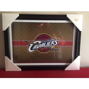 NBA CAVS FRAMED LOGO
