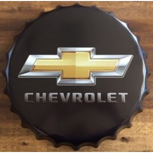 CHEVROLET BOTTLE CAP