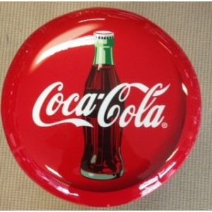 COKE BOTTLE BUTTON LIGHT