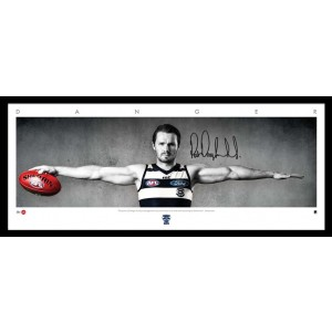 PATRICK DANGERFIELD SIGNED WINGS