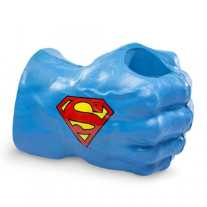 SUPERMAN GIANT FIST CAN COOLER
