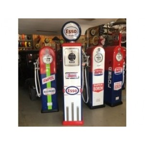 ESSO DELUXE PETROL BOWSER