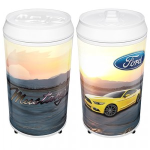 FORD MUSTANG COOLA CAN FRIDGE