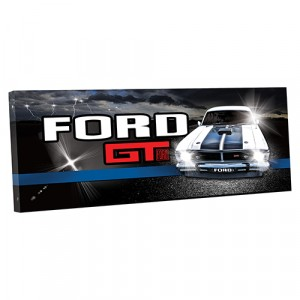FORD LIGHT UP CANVAS