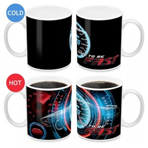 FAST & FURIOUS HEAT CHANGE MUG