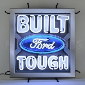 FORD BUILT TOUGH NEON