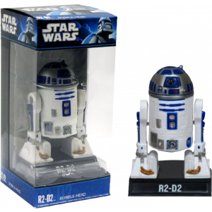 R2-D2 BOBBLE-HEAD