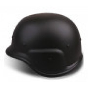 BLACK SWAT HELMET