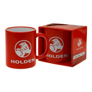 HOLDEN COFFEE MUG