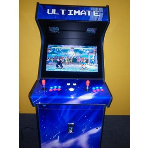 ULTIMATE UPRIGHT ARCADE MACHINE