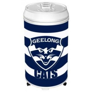 AFL GEELONG COOLER CAN BAR FRIDGE