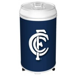 AFL CARLTON COOLER CAN BAR FRIDGE