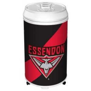 AFL ESSENDON COOLA CAN BAR FRIDGE