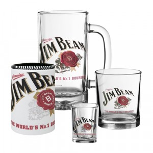 JIM BEAM DRINKING COMPANION PACK