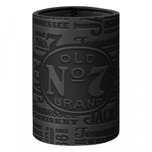 JACK DANIEL'S BUG LOGO STUBBY HOLDER