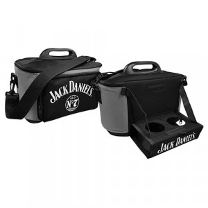 JACK DANIEL'S COOLER BAG WITH TRAY