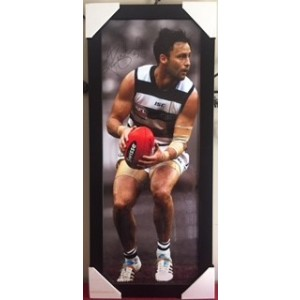 AFL JIMMY BARTEL SIGNED