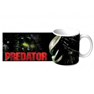 PREDATOR COFFEE MUG