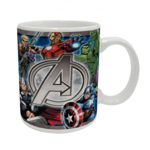 AVENGERS ASSEMBLE COFFEE MUG