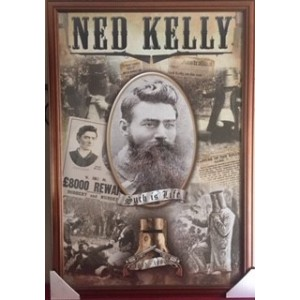 NED KELLY SUCH IS LIFE