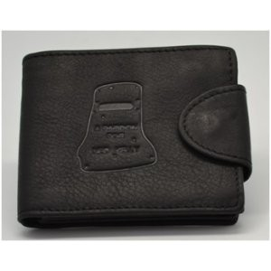 """A PARDON FOR NED KELLY"" LEATHER WALLET"