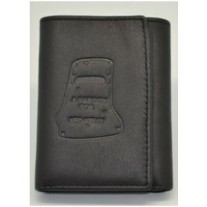 NED KELLY LEATHER WALLET (SMALL)