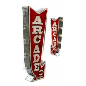 ARCADE OFF THE WALL SIGN