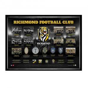 Richmond Football Club Framed Print