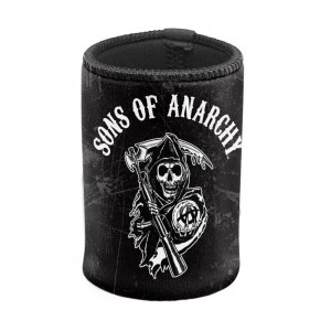 SONS OF ANARCHY GRIM REAPER STUBBY HOLDER