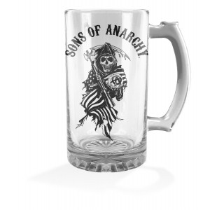 SONS OF ANARCHY GLASS STEIN