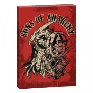 SONS OF ANARCHY WALL CANVAS