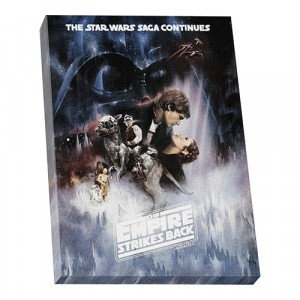 STAR WARS EPISODE 5 WALL CANVAS