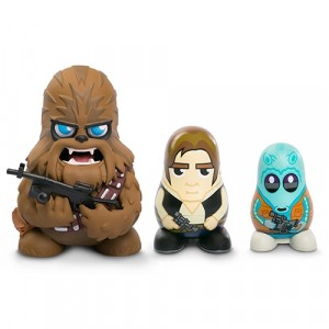 STAR WARS CHEWBACCA CHUBBY