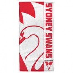 AFL SYDNEY BEACH TOWEL