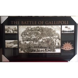 THE BATTLE OF GALLIPOLI