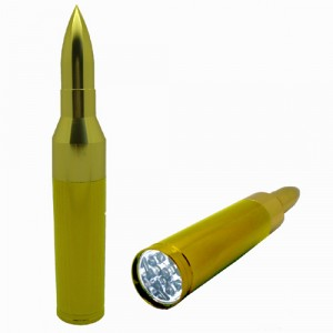THE BULLET TORCH