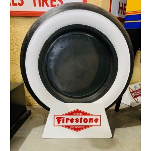 FIRESTONE TYRE SERVICE TYRE DISPLAY RACK