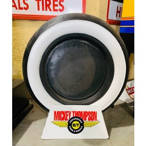 MICKEY THOMPSON TYRE DISPLAY RACK